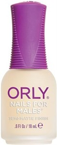 ORLY Nails For Males, 18мл.- Покрытие для ногтей мужчин
