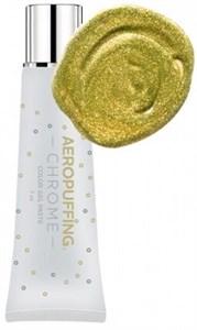 AEROPUFFING Crome Gel, 7 мл. - гель паста для Аэропуффинга, желтое золото (ST013)