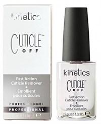 Kinetics Cuticle OFF Remover, 15 мл. - Средство для размягчения и удаления кутикулы Кинетикс