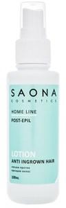 Saona Home Line Post-Epil Lotion Anti Ingrowth Hair, 100 мл.- Лосьон против вросших волос с фруктовыми кислотами Саона