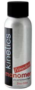 Kinetics Primerless Liquid Monomer, 59 мл. - мономер с добавление праймера для моделирования акриловых ногтей