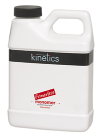 Kinetics Primerless Liquid Monomer, 473 мл. - мономер с добавление праймера для моделирования акриловых ногтей