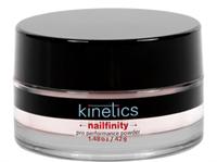 Kinetics Pro Performance Powder Nailfinity, 42г. - камуфлирующая розовая акриловая пудра Кинетикс