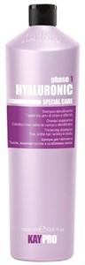 KAYPRO Hyaluronic Shampoo, 1000 мл. - Уплотняющий шампунь с гиалуроновой кислотой