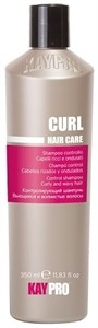 KAYPRO Curl Shampoo, 350 мл. - Шампунь для вьющихся волос и волос после химической завивки