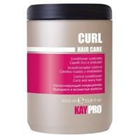 KAYPRO Curl Conditioner, 1000 мл. - Кондиционер для вьющихся волос и волос после химической завивки