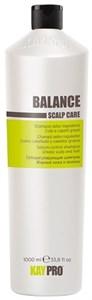 KAYPRO BALANCE Shampoo, 1000 мл. - Шампунь себорегулирующий для жирных волос