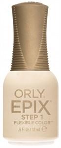 "Orly EPIX Flexible Color Quiet on the set, 15мл.- лаковое цветное покрытие ""Тишина на съемочной площадке"""