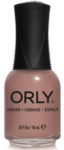 "Orly Silken Quartz, 18 мл.-  лак для ногтей Orly ""Шёлковый кварц"""