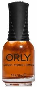 "Orly Valley of Fire, 18 мл. - лак для ногтей Orly ""Долина огня"""