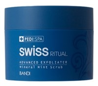 BANDI Switual Advanced Exfoliater, 200мл. - Гель-скраб с минералами и мятой