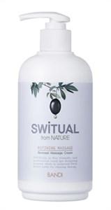 BANDI Switual Refining Massage, 500 мл. - Крем массажный для рук