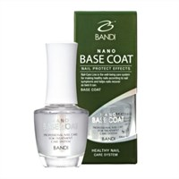 BANDI Nano Base Coat, 14 мл. - База под лак с микрочастицами Банди