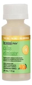 Be Natural Callus Eliminator Orange, 30 мл.- Средство для удаления натоптышей, запах апельсина