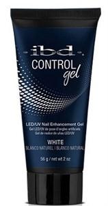 IBD Control Gel White, 56г. – белый гель для наращивания Контроль-гель IBD