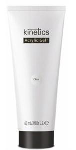Kinetics Acrylic Gel Clear PolyGel, 60 мл. - прозрачный полигель для наращивания ногтей Кинетикс
