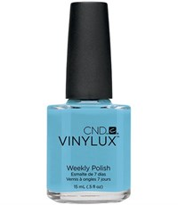 CND VINYLUX #102 Azure Wish,15 мл.- лак для ногтей