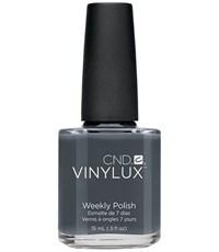 CND VINYLUX #101 Asphalt,15 мл.-лак для ногтей