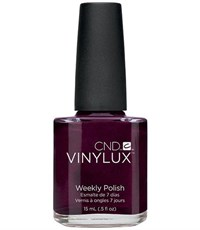 CND VINYLUX #110 Dark Lava,15 мл.- лак для ногтей