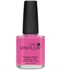 CND VINYLUX #121 Hot Pop Pink,15 мл.- лак для ногтей