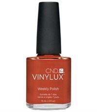 CND VINYLUX #172 Fine Vermilion,15 мл.- лак для ногтей
