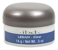 IBD LED/UV Gel Clear, 14 г. – укрепляющий прозрачный гель