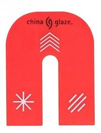China Glaze Magnetix Magnet - магнит на три дизайна: звезда, стрелки, линии