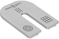 China Glaze Magnet - магнит на три дизайна: линии, сетка, круги