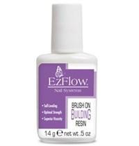 EzFlow Brush On Building Resin, 14 гр. - конструирующий клей на основе смолы с кисточкой