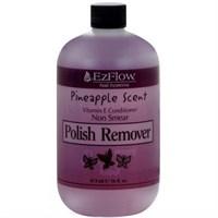 EzFlow Pineapple Scent Polish Remover, 473мл. - жидкость для снятия лака,отдушка ананас