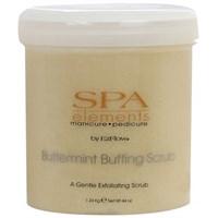 EzFlow Buttermint Buffing Scrub, 1240мл - мягкий отшелушивающий скраб с мятой