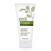Gena Pedi Mask, 170гр. - освежающая маска для ног с алоэ вера