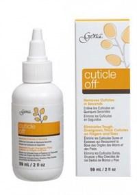 Gena Cuticle Off, 59мл.- средство для удаления кутикулы