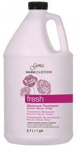 Gena Fresh Scent Warm O Lotion, 3.785мл. - лосьон для горячего маникюра,аромат свежести