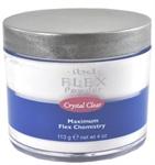 IBD Flex Powder Crystal Clear, 113гр.- Прозрачная акриловая пудра - фото 14436