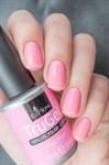 """EzFlow TruGel Pink Pout, 14 мл. - гелевый лак """"Розовые губки"""" - фото 22473"""