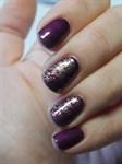 """EzFlow TruGel Violet Energy, 14 мл. - гелевый лак """"Фиолетовая энергия"""" - фото 22498"""