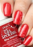 "IBD Just Gel Polish Bing Cherries, 14 мл. - гель лак IBD ""Вишенка"" - фото 24515"
