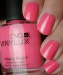 CND VINYLUX #134 Pink Bikini,15 мл.- лак для ногтей Винилюкс №134 - фото 4172