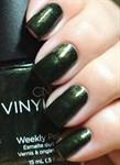 CND VINYLUX #137 Pretty Poison,15 мл.- лак для ногтей Винилюкс №137 - фото 4184