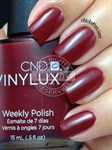 CND VINYLUX #145 Scarlet Letter,15 мл.- лак для ногтей Винилюкс №145 - фото 4218