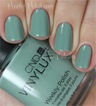 CND VINYLUX #167 Sage Scarf,15 мл.- лак для ногтей Винилюкс №167 - фото 4308