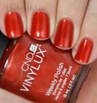 CND VINYLUX #172 Fine Vermilion,15 мл.- лак для ногтей Винилюкс №172 - фото 4330