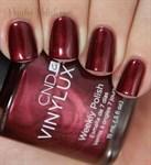 CND VINYLUX #174 Crimson Sash,15 мл.- лак для ногтей - фото 4338