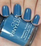 CND VINYLUX #162 Blue Rapture,15 мл.- лак для ногтей - фото 4354