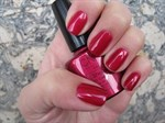 "CND Shellac Red Baroness, 7,3 мл. - гель лак Шеллак ""Красная Баронесса"" - фото 4527"