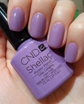 "CND Shellac Lilac Longing, 7,3 мл. - гель лак Шеллак ""Сиреневая тоска"" - фото 4654"
