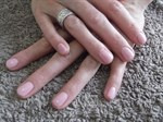 "CND Shellac Blush Teddy, 7,3 мл. - гель лак Шеллак ""Румянец Тедди"" - фото 4746"