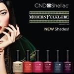 CND Shellac Plum Paisley, 7,3 мл. - цветное покрытие - фото 4886