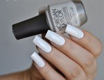 "Morgan Taylor All White Now, 15 мл. - лак для ногтей Морган Тейлор ""Ослепительно белый"" - фото 6181"